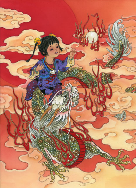 Дракон - символ 2012 года. Новый год и Рождество