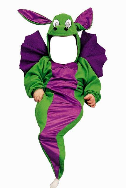 Новогодние рамки. Великолепная новогодняя рамка для детских портретов. Если Вы хотите сделать необычной фотографию Вашего ребёнка – этот костюмчик крылатого дракончика в зелёных и фиолетовых тонах, станет отличным началом для создания великолепного детского коллажа. Новогодняя рамка своими руками – это лучший подарок для всей семьи. Можно не ограничиваться одним костюмчиком для ребёнка, а сделать подобным образом портреты родителей и вставить в общую семейную новогоднюю рамку.