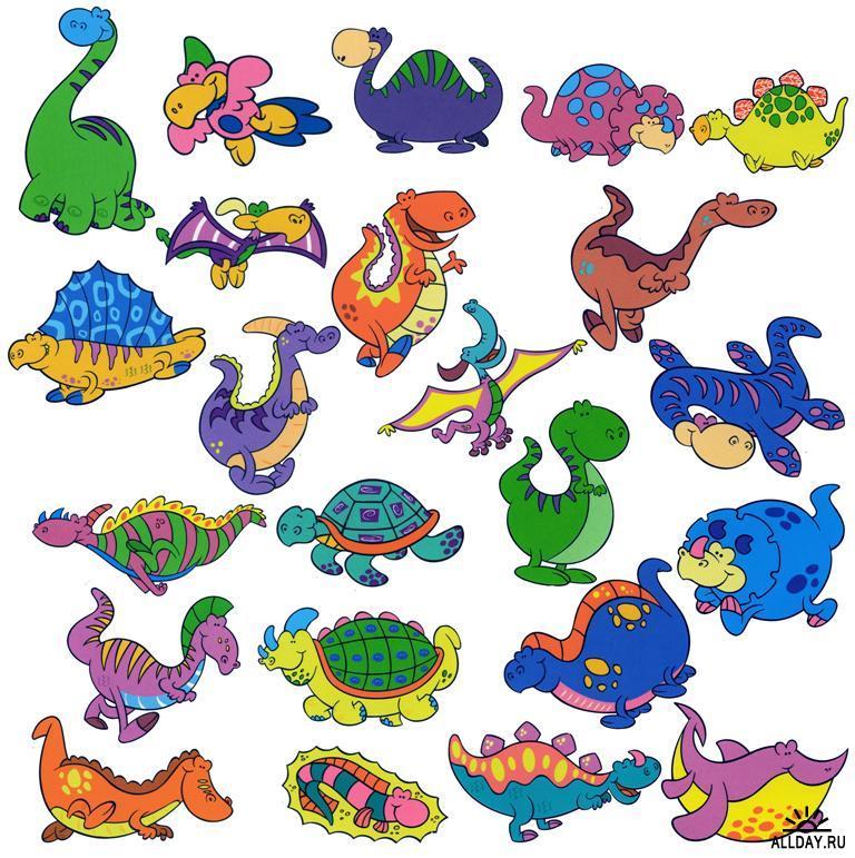 Новогодние рамки. Отличная детская новогодняя рамка клипарт для создания новогодней рамки. Новогодняя рамка из динозавриков позволяет Вам придумывать самые разные сюжеты для создания новогодних рамок для детских и семейных фотографий. Новогодняя рамка с разноцветными динозавриками отлично подойдёт для оформления портретов малышей.