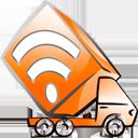 Новогодняя RSS - машинка