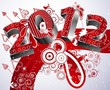 Картинка с надписью 2012 - №252