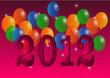 Картинка с надписью 2012 - №727