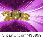 Картинка с надписью 2012 - №9
