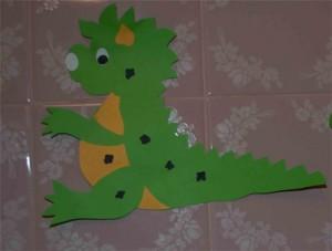 Бумажный дракончик - 2
