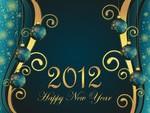 Новый год картинки 2012 - №1664
