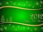 Новый год картинки 2012 - №1666