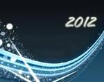 Новый год картинки 2012 - №1668