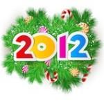 Новый год картинки 2012 - №1679