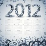 Новогодние картинки 2012 - №2074