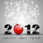 Новый год картинки 2012 - №2092
