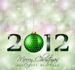 Новый год картинки 2012 - №2093