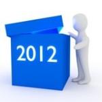 Новый год картинки 2012 - №2095