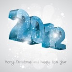 Новый год картинки 2012 - №2100