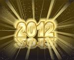 Новый год картинки 2012 - №2101