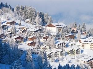 на самых лучших горнолыжных курортах