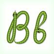 Английские цифры и буквы (13)