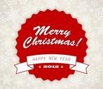 Новогодние и рождественские надписи (30)