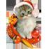 Новогодние котята (2)