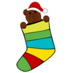 Новогодний медведик