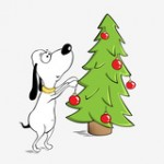 Новогодний пёс (1)