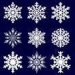 Снежинки (1)