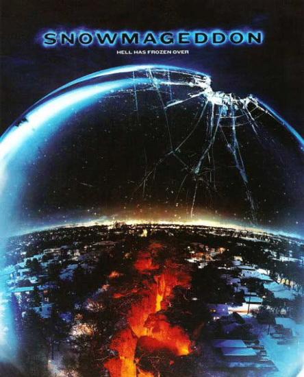 Снежный армагеддон (Snowmageddon)  2011