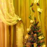 Ёлка из цветов  (4)