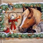 Год Лошади - открытки (6)