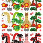 Лошади и надписи 2014 (43)