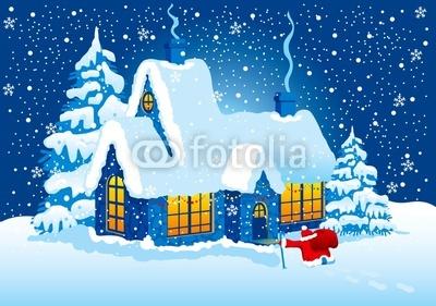 Новогодние рисунки (2)
