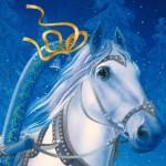 Открытки к году Лошади (2)