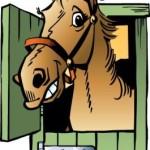 Открытки к году Лошади (3)