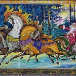 Открытки к году Лошади (8)