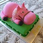 Торт к году Лошади  (1)