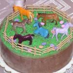 Торт к году Лошади  (2)