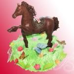 Торт к году Лошади (3)