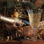 Бокалы с шампанским (2)