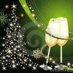 Бокалы с шампанским (4)