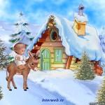 Дети в Новый год (11)