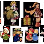 Дети в Новый год (2)