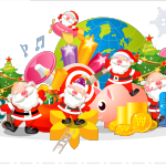 Дети в Новый год (3)