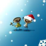 Дети в Новый год (6)