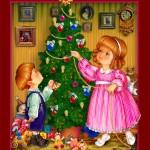 Дети в Новый год (9)