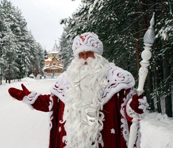 НОВОГОДНИЙ ТУР НА ПОЕЗДЕ  В Великий Устюг к Деду Морозу