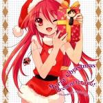 Новогодние аниме (16)