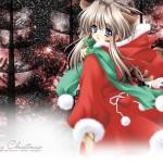 Новогодние аниме (26)