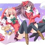 Новогодние аниме (29)