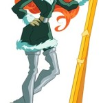 Новогодние аниме (3)