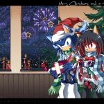 Новогодние аниме (4)