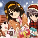Новогодние аниме (45)